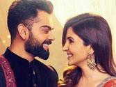 Virat & Anushka are lost in each other's eyes and we are smitten by them