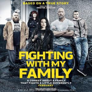 Fighting With My Family movie review: A cheerfully 'fixed' wrestling dramedy