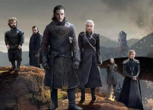 Game of Thrones cast gets a standing ovation
