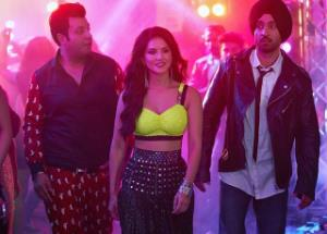 It's Decent Munda Diljit with Crazy Habibi Sunny as sparks fly!