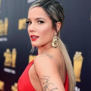 Halsey suffers toe injury while trying to save butterfly