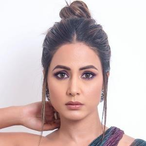 Hina Khan's double duty at Cannes film fest