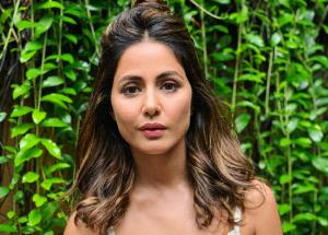 Hina Khan's Airport fashion is on point