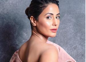 Hina Khan says she is here to entertain