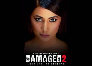 Damaged 2 teaser: Hina Khan and Adhyayan Suman will scare you with supernatural elements