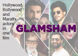Hollywood, Bollywood and Marathi actors in one film