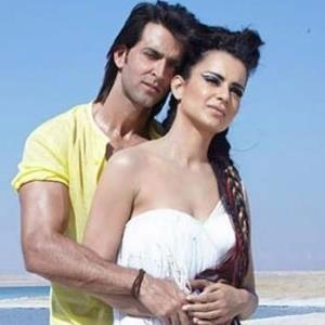 It's official the clash of titans: Kangana vs Hrithik