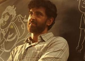 Hrithik recalls from the shoot days of SUPER 30