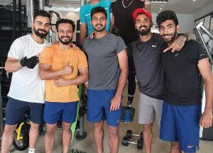 ICC planning forces Kohli & boys to train in private gyms
