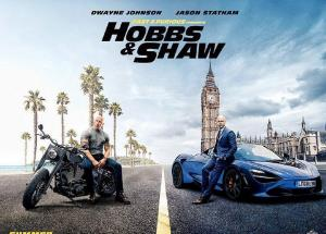 Fast & Furious Presents: Hobbs and Shaw movie review:Critics Review, Rating, Cast & Crew