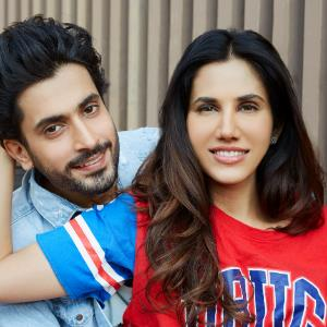 Sunny Singh and Sonnalli Seygall come together for Jai Mummy Di