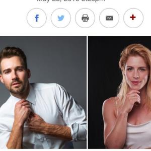 James Maslow, Emily Bett to star in indie film