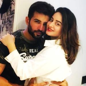 Jay, Mahhi announce their 'first production' together