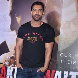 John Abraham: Don't make comments to trend