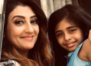 Juhi Parmar collaborates with daughter Samaira for a project!