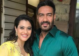 Ajay Devgn wishes Kajol in the most beautiful way