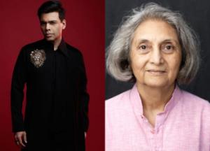 Ma Anand Sheela to be in India, to converse with Karan Johar