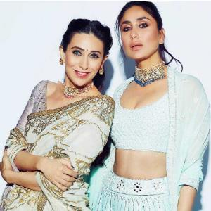 Karisma: Kareena and I are each other's support