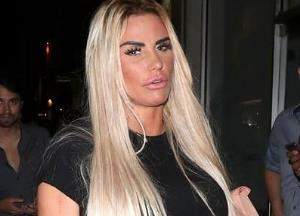 Katie Price to get rid of pink cars