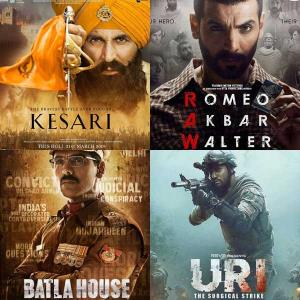 Know how Bollywood gets patriotic