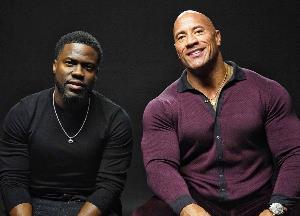 Kevin Hart talks about his bond with Dwayne Johnson