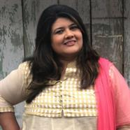 Khushboo Shroff is ready to don the role of fat girl