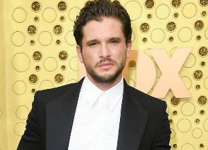 Kit Harington says he hasn't watched the final season of GAME OF THRONES