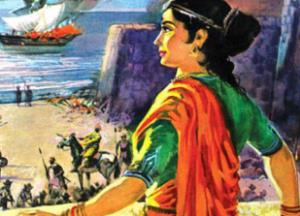 An ambitious film project on the life of Kota Rani