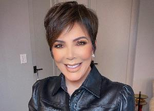 Kris Jenner rescues an abandoned poodle
