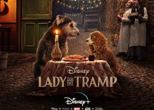 Lady and the Tramp releases their trailer