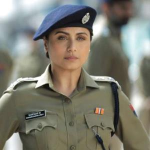 Rani chases her nemesis in 42-degree Rajasthan heat!