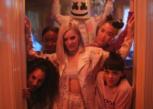 Song Lyrics of FRIENDS by Marshmello & Anne-Marie