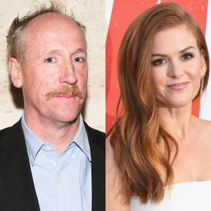 Matt Walsh, Isla Fisher get together for UNPLUGGING