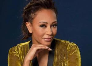 Mel B furious after spotting her image on advertisement