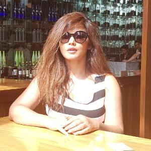 Neetu Chandra and her love for canines