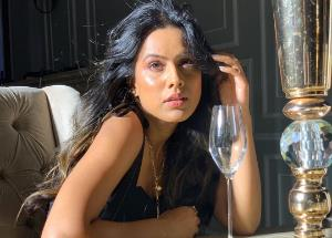 Nia Sharma looks like a sizzling hot fairy in her latest picture