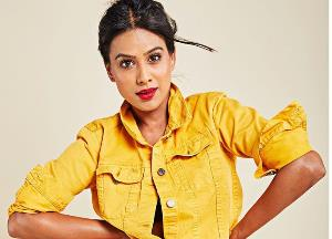 Nia Sharma's obsession for red lips