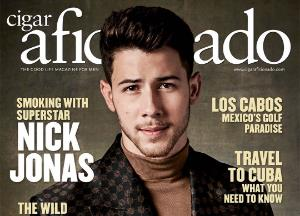 Nick Jonas is the first person under 30 to hold a 'CIGAR'