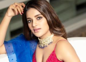 """Nidhhi Agerwal says KL rahul and I are """"good friends"""""""