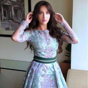 Nora Fatehi exclusively signed by T-Series