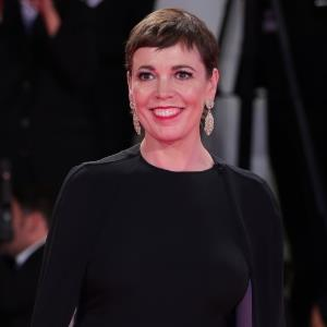 Olivia Colman wins the Best Actress gets teary-eyed