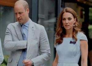 Prince William and Kate Middleton's budget flight