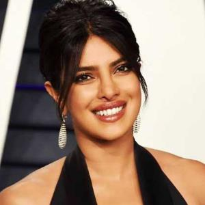 Priyanka's tweet about India-Pak tension prompts petition to UNICEF