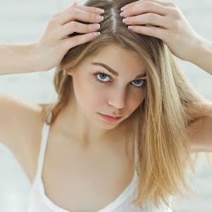 Protect your scalp from getting itchy, dry