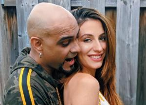 Raghu Ram and wife Natalie Di Luccio expecting first child