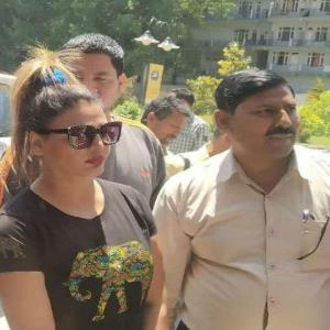 Rakhi Sawant to shoot an item number for ARTICLE-370!