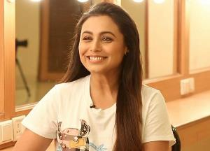 Rani Mukerji comes out in defence of married women being stereotyped
