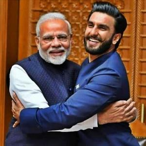 Ranveer Singh reveals about his meeting with the PM