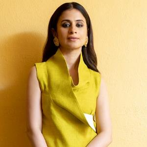 Rasika Dugal owes her success to the IPS officers