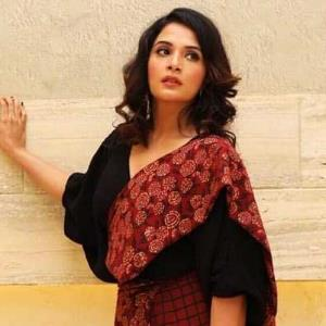 Richa Chadha is inspired by a Hollywood actor!